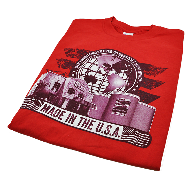 Smitty's Made in the USA Cotton T-Shirt